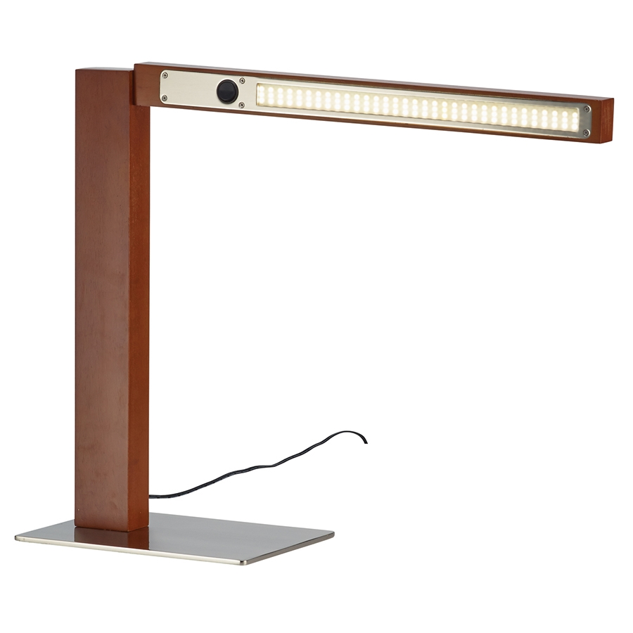 Lorenzo Modern LED Desk Lamp - LED Detail