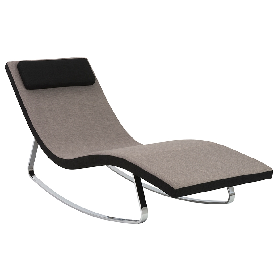 Lucy chaise lounge modern chaise lounges eurway for Chaise longue lockheed lounge