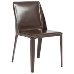Madden Modern Brown Dining Chair