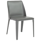 Madden Modern Gray Dining Chair