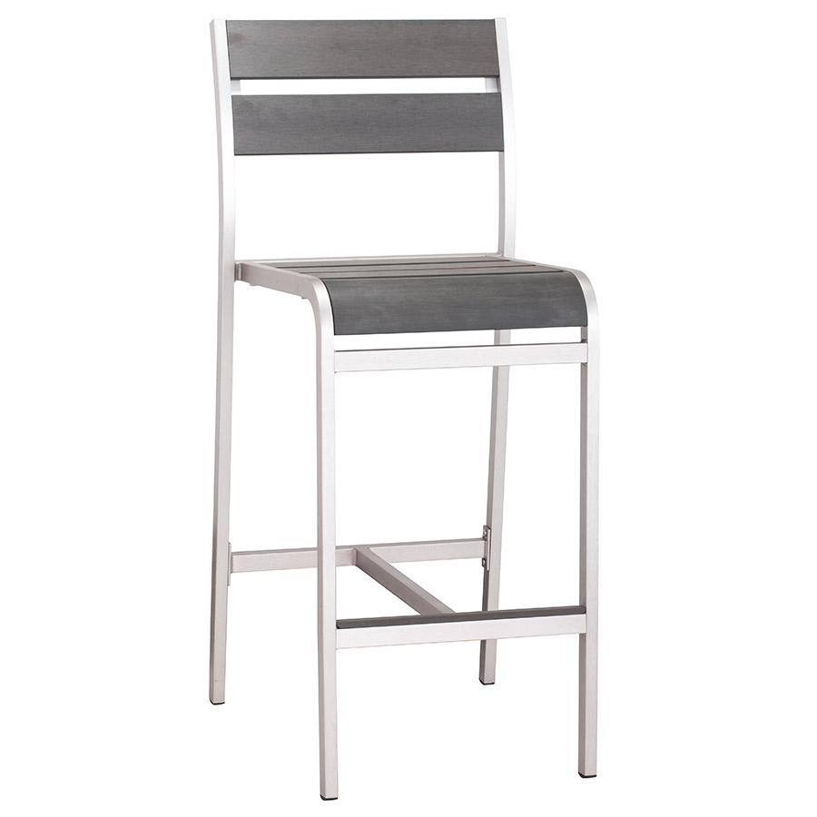 Martin Modern Outdoor Bar Stool