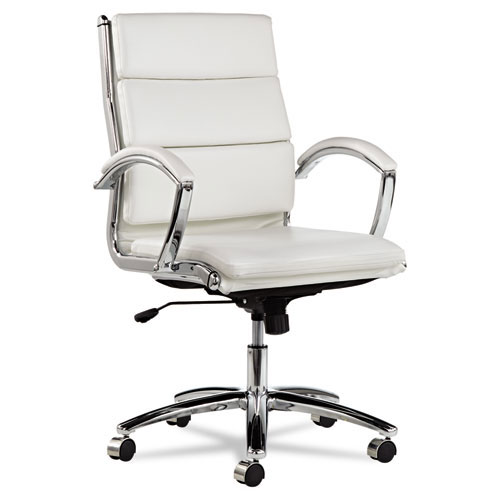 Napoli Modern Mid Back Office Chair