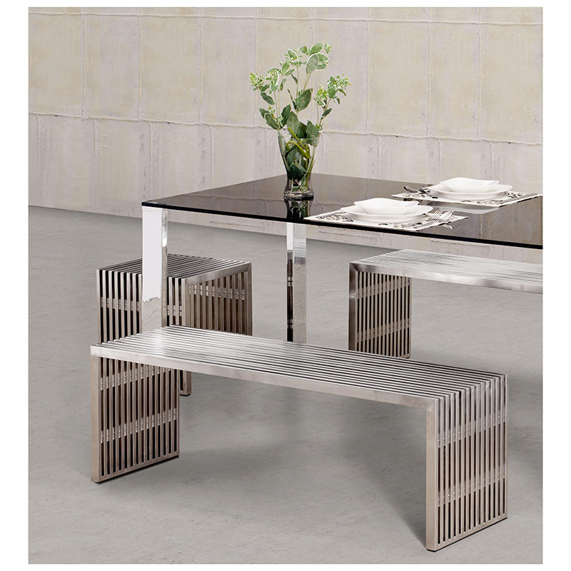 novel single bench and double bench