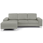 Oreo Modern Sofa with Chaise