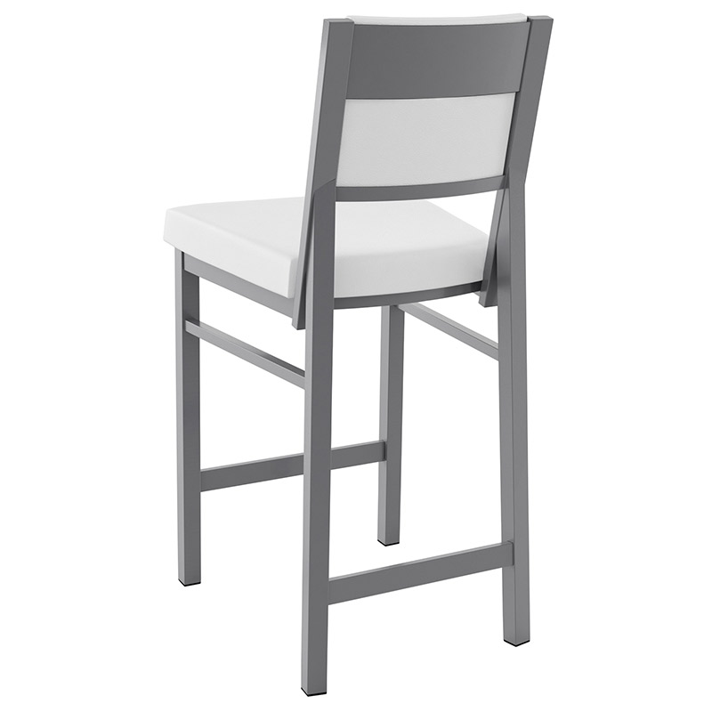 Porter Contemporary Counter Stool - Back View