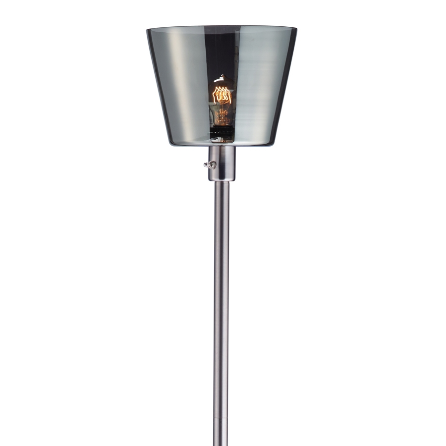 Presley Tall Modern Floor Lamp - Liner Removed