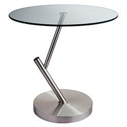 Pulsar Modern USB End Table