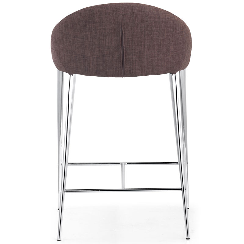 Reyes Modern Counter Stool in Tobacco