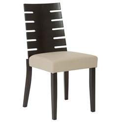 Reynold Modern Light Gray Dining Chair