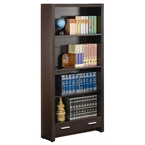 Salem Modern Bookcase
