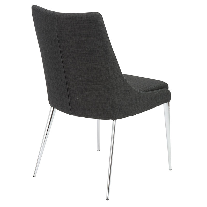 Tamara Modern Dining Chair - Back View
