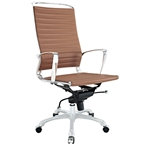 Techno High Back Modern Office Chair