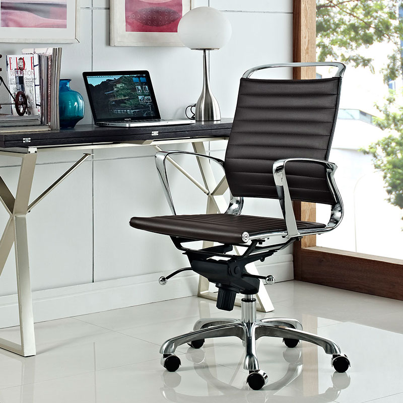 Techno Low Back Contemporary Office Chair