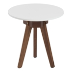 tripod modern side table