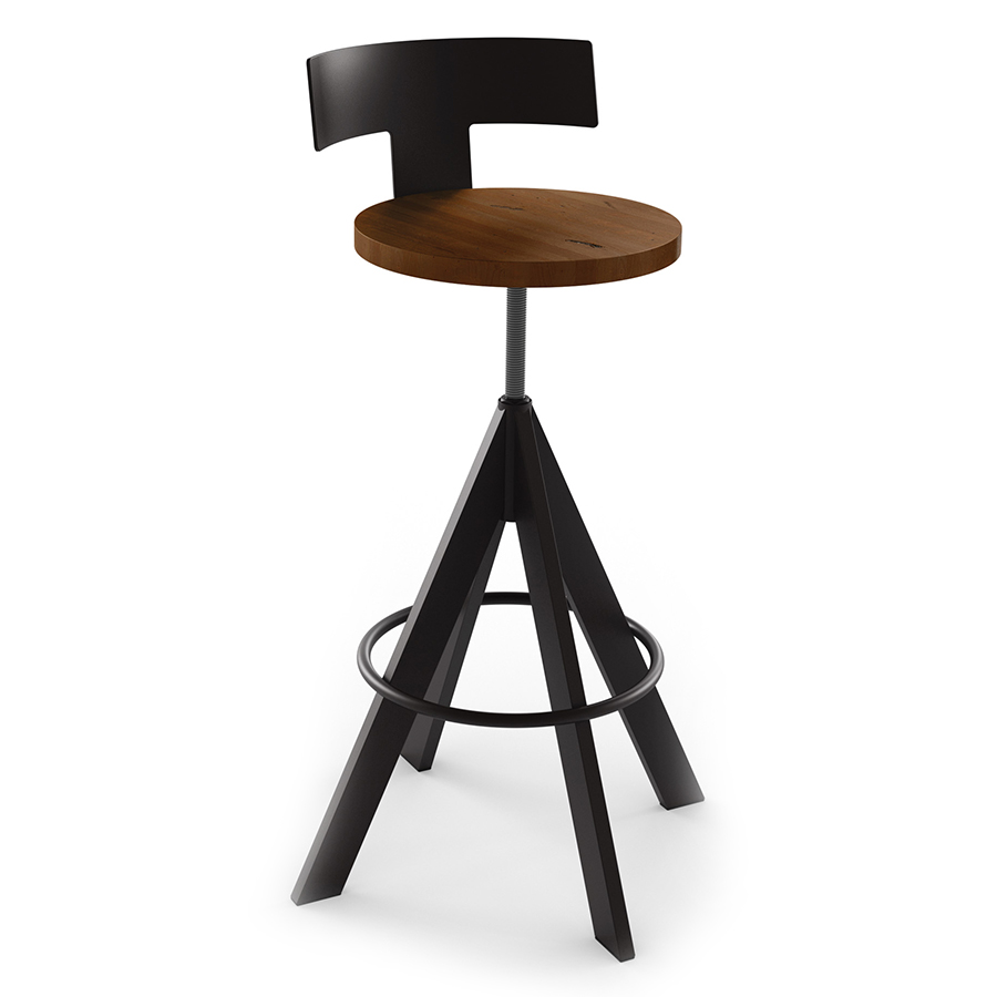 Unity Adjustable Stool - Cobirzo Metal