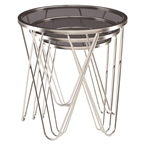 Voss Modern Nesting Table Set