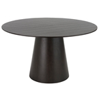 Westerly Modern Wenge Dining Table