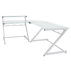 Ziegler Modern L Desk Set