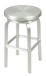 Misha Swivel Counter Stool