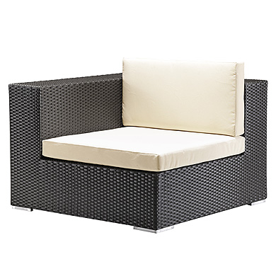 Carmen Modern Outdoor Corner Chair