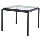 Spencer Counter Table in Black Coral