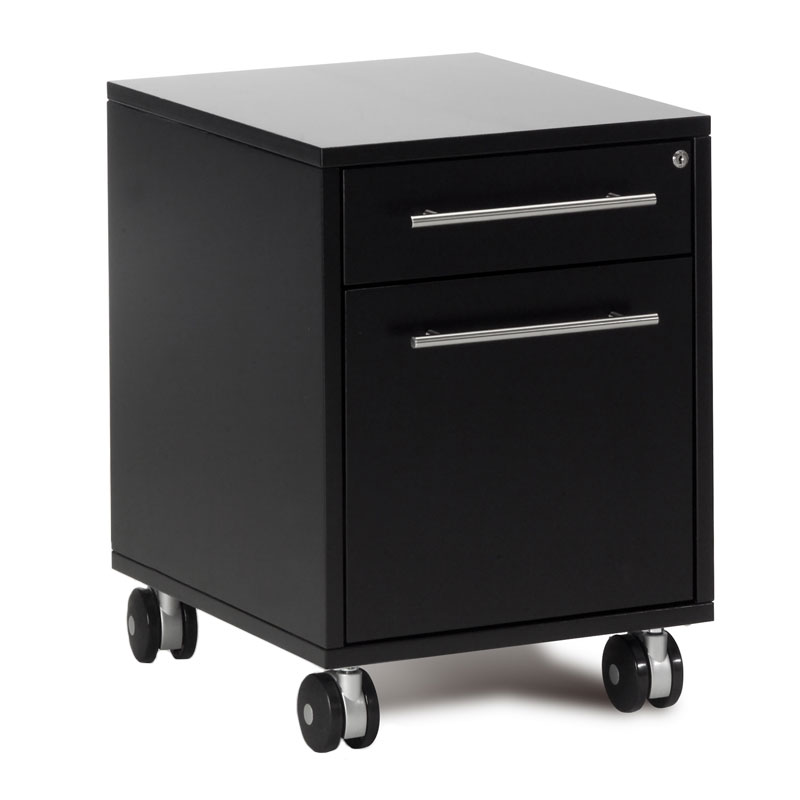 Skyline Modern Mobile File Cabinet