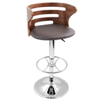 cosi brown bar stool