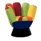 mini mitt chair - modern kids furniture