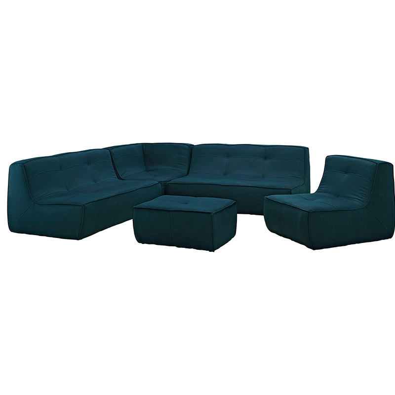 alexa modern sectional group