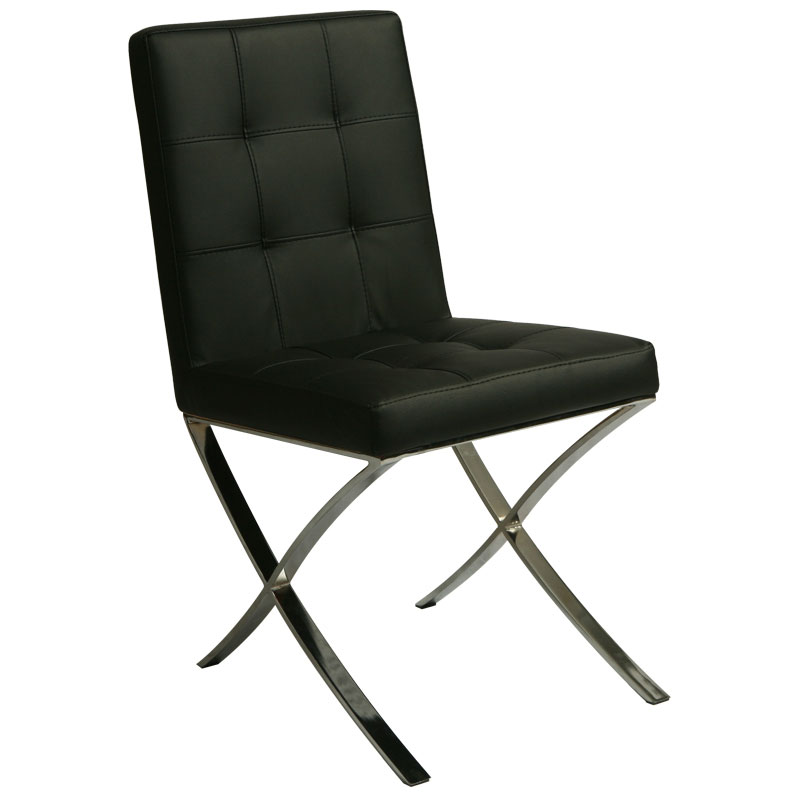 amanda modern dining chair