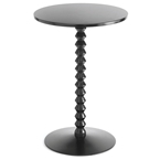 andrew side table in black