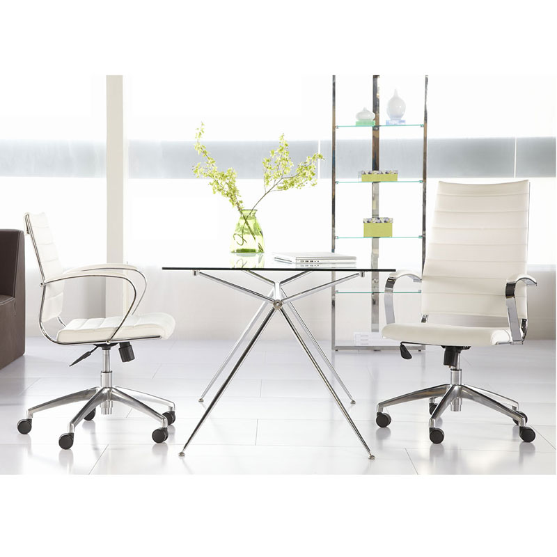 Alex Office Chairs + Atos Table/Desk