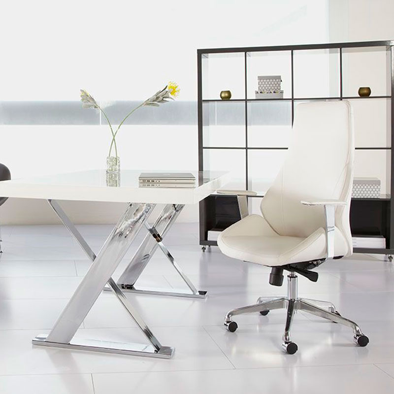 Bedford Modern Office Chair - Room View