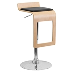 Berlin Barstool in Beech