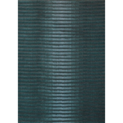 Blue Fade Contemporary Rug