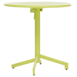 Bristol Round Outdoor Folding Table
