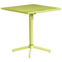 Bristol Square Outdoor Folding Table