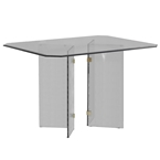 Burton Modern Dining Table