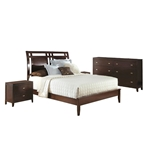 Carlton Contemporary Bedroom Set
