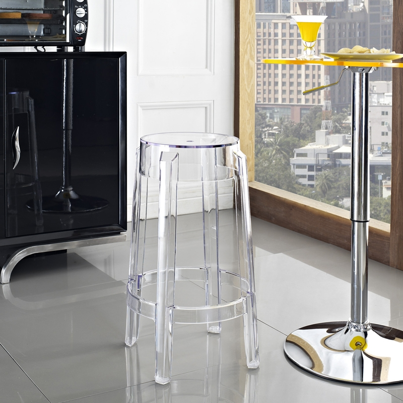 Modern Counter Stools Carol Backless Counter Stool Eurway