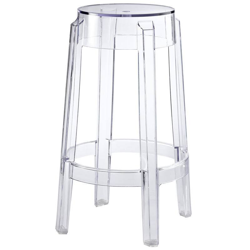 caroline clear counter stool