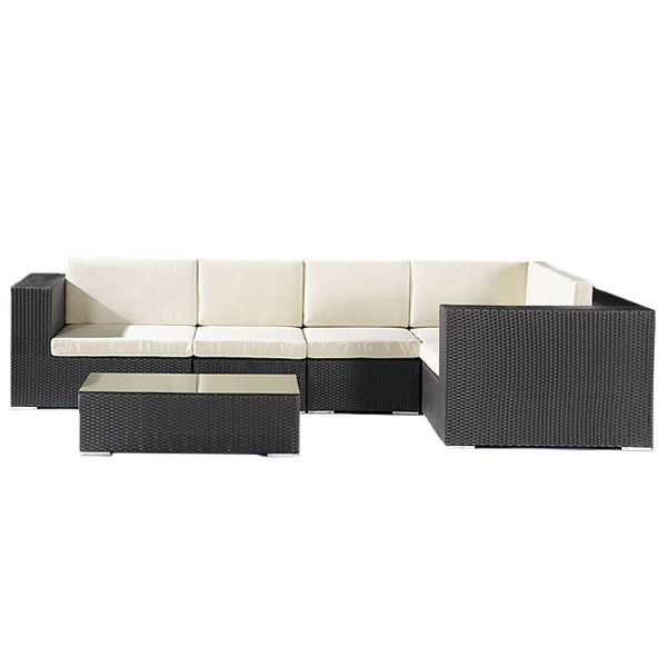 Carmen Modern Outdoor Seating Group