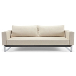cassius sleek sleeper sofa