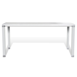 Copenhagen Modern Conference Table in White