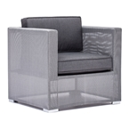 Covington Modern Outdoor Armchair