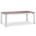 crandall contemporary dining table