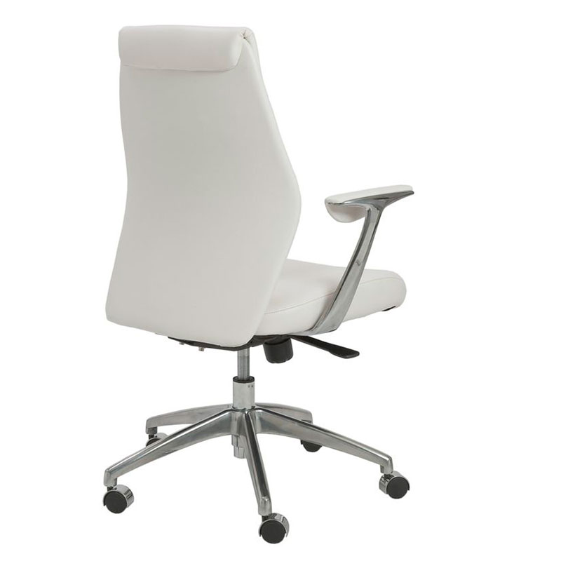 Creil Modern Low Back Office Chair - Back