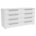 Danny Contemporary Double Dresser