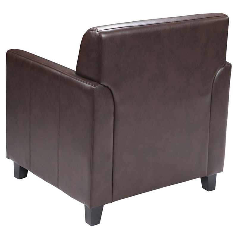 Diana Contemporary Chair - Back View