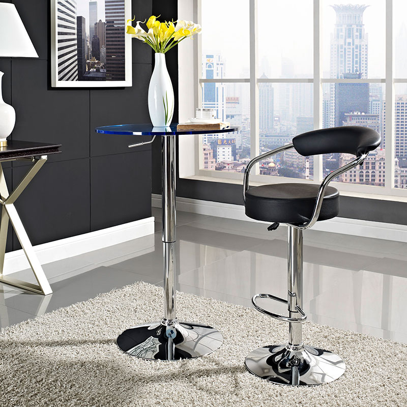 dijon adjustable stool - room
